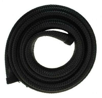 Fisual 2m Zip Up Cable Tidy - Black