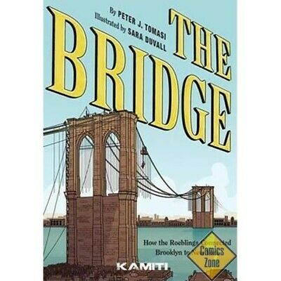 The Bridge - Comment Les Roeblings Ont Relie New York A Brooklyn -  - 28/03/2019