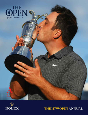 The 147th Open Annual: Official Story (Hardcover) NEW BOOK