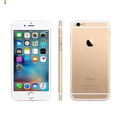Apple iPhone 6s, 16GB, 128GB, Fully Unlocked, Excellent