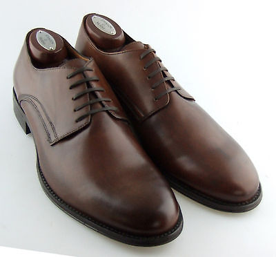 243070 SPi60 Men/'s 9 M Brown Leather Slip On Shoes Made in Italy Johnston Murphy