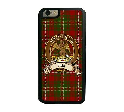 Hay Scottish Clan Tartan Apple iPhone 7/8  iPhone 7/8 Plus case