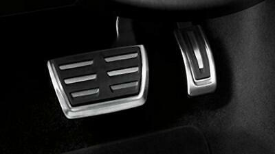 Audi 8V1064205 Pedal caps Set for A1/A3/Q2/TT with Automatic Gearbox