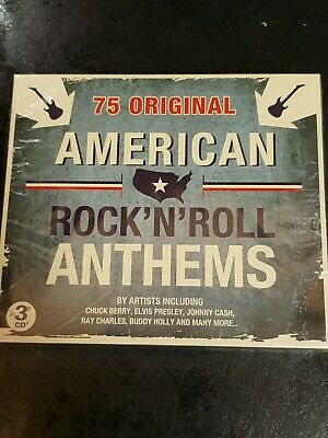 Various Artists - American Rock 'N' Roll Anthems (2011) MINT