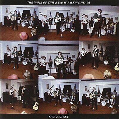 Talking Heads-Name of This Band Is Talking Heads, The (Remast (US IMPORT) CD NEW