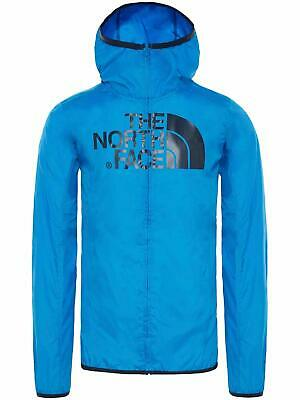 official photos 719ab a6631 THE NORTH FACE Giacca impermeabile uomo WindWall™ Drew Peak art. 2WAR col.  blu
