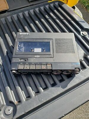 SONY TC-D5M Stereo Cassette Professional Recorder