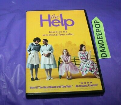 The Help (DVD, 2011)