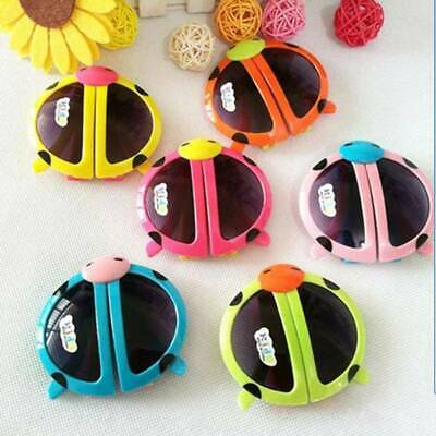 Foldable UV400 Sunglasses Shades Outdoor Glasses For Children Kids Baby Goggles
