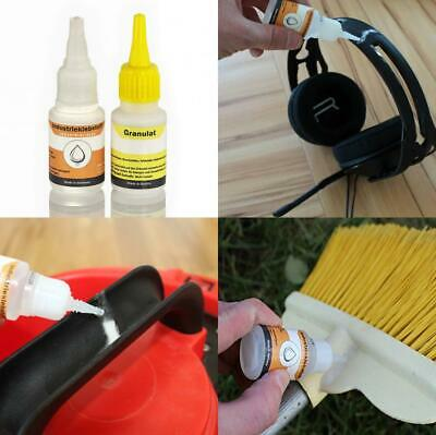 Extra Strong Industrial Adhesive with Granules 100% Effective, Super Glue,...