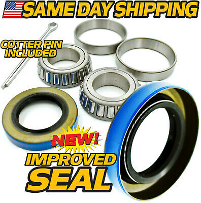 500534 HD Switch EZ-GO 3 Wheel Front Wheel Rebuild Kit 2 Bearings /& 2 Seals 19471G1 50908G1