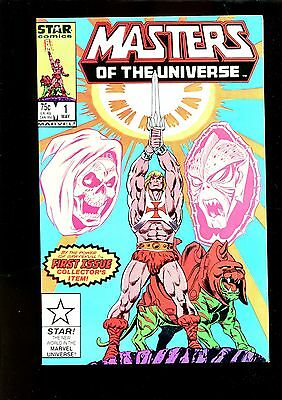 Masters Of The Universe 1 (9.8) Star Marvel He-Man (B012)