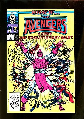 WHAT IF 1 VOLUME 2 (9.8) AUTO/ ROY THOMAS W/COA MARVEL (s001)