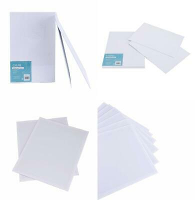 Exerz E5310-3040-6 Artist Canvas Panel 6 Pack / 40 x 30cm 280GSM/...