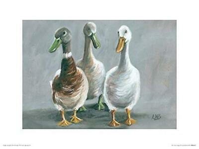 Art Group The Louise Brown (The Three Amigos) -Art Print 30 30 x 40 x 1.3 cm