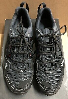 e1f154b63 ADIDAS MEN S AX2 Size 9 Outdoor Hiking Shoe Black Athletic Sneakers ...