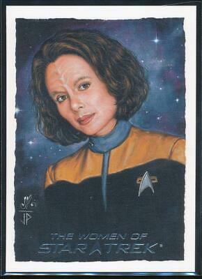 2010 Women of Star Trek ArtiFex Trading Card #1 B'Elanna Torres