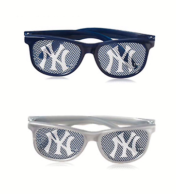 1f300cf0a50c New York Yankees MLB Collection Printed Eye Sun Glasses Party Favor 2 Styles ⚾🎉