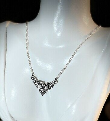 NWT BRND NEW VICTORIAN-REPLICA BRASS Pendant NECKLACE (1) Necklace Only