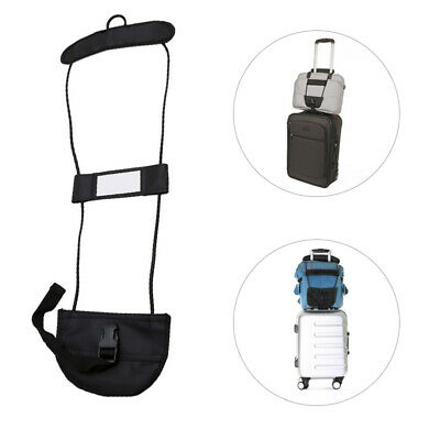Travel Luggage Bags Straps Bungee Backpack Carrier Suitcase Belts Easy to Carry