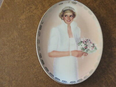 Princess Diana Bradford Exchange Queen of Our Hearts Plate-#2-Our Royal Princess