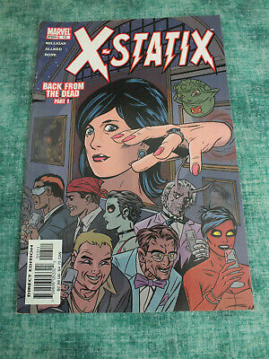 Marvel Comics ~ Xstatix  # 13