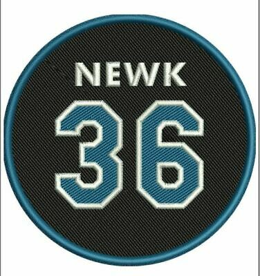 66d0c3a38cc DON NEWCOMBE  36 Patch Memorial