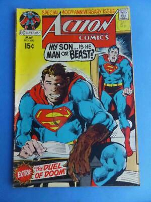 Action 400 1971 Adams Cover!