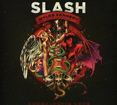 SLASH Apocalyptic Love Deluxe Edition 15tracks Album Music CDs Japan