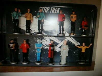 1991 Star Trek Danbury Mint Figure Collection ***sold separately***  $18 or less