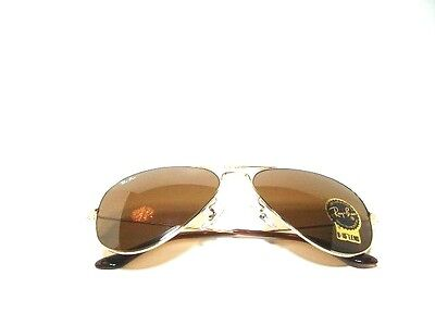 4e28d831d4f99 Ray Ban Sunglasses RB 3025 Aviator Large Metal Gold 001 33 Size 58mm