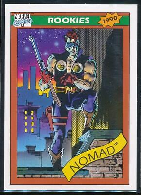 1990 Marvel Universe Series 1 Trading Card #86 Nomad