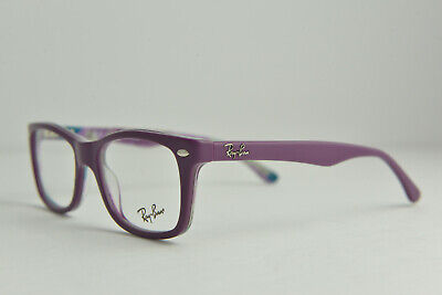 5fc544007f Ray-Ban RB 5228 5408 50-17 140 women s eyeglasses eye glasses frame Purple