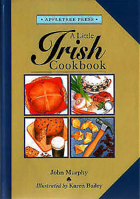 """AS NEW"" Murphy, John, A Little Irish Cook Book (International little cookbooks)"