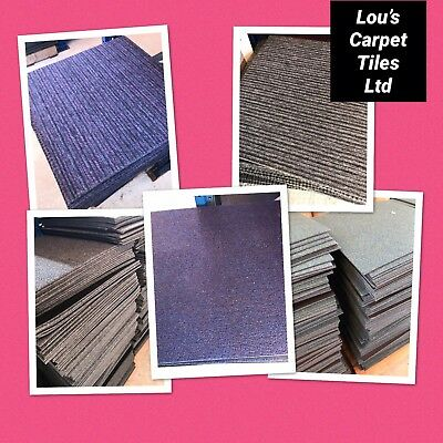 Carpet Tiles Brand new from 75p to £1.50 each
