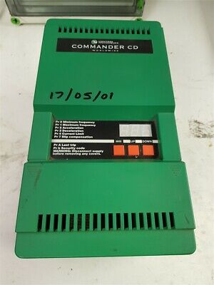 Control Techniques Commander CD75 Variable Frequency Inverter 0.75kw