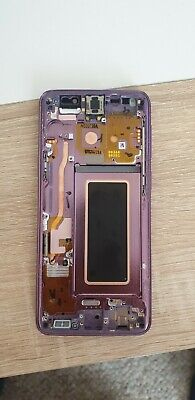 Display Samsung S9 Purple