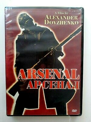 Arsenal  DVD 2003 Region 1 Brand New Sealed