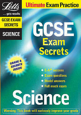 """VERY GOOD"" GCSE Exam Secrets: Science (GCSE Classbooks), Booth, Graham; Honeyse"