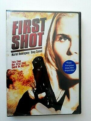 First Shot (DVD, 2003) Region 1 Brand New & Sealed