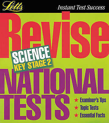 """""""VERY GOOD"""" KS2 Revise National Tests: Science: Revise National Tests Science Ke"""