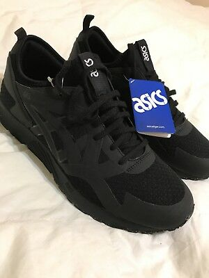 sports shoes 22881 72d4f ASICS MENS GEL-LYTE V Fashion Sneaker Black/Black 10.5 Comfort Running