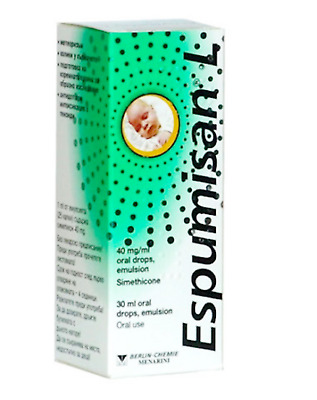 Espumisan® L - Baby Anti Colic Drops - Meteorism/ Stomach Aches/ Colic - 30ml