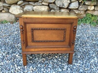 1930's Mahogany Carved Box /Trunk / Chest