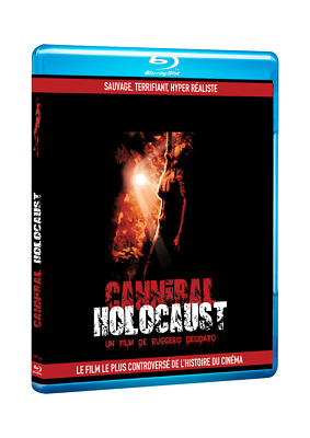 Cannibal Holocaust Blu-ray NEUF sous blister