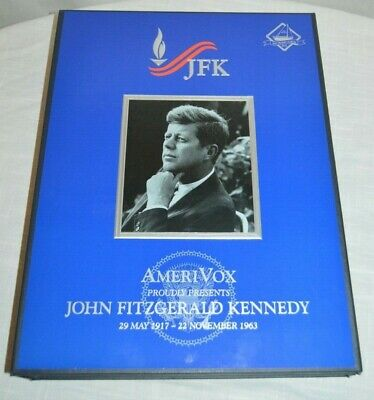 1994 AmeriVox JFK Phone Card Collection Limited Edition #1433/3717