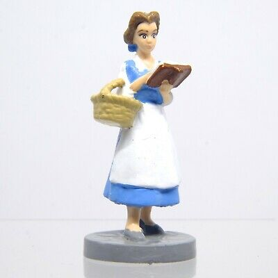 Applause Disney Belle Figure Reading Cake Topper Figurine Beauty and The Beast