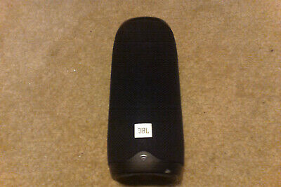 Black JBL Link 20 Portable Voice-Activated Wireless Speaker Only