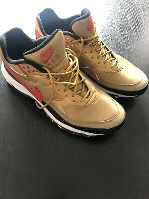 6c71526a70 NIKE AIR MAX 97 Metallic Gold [Size 12] Used, Very Light Wear ...