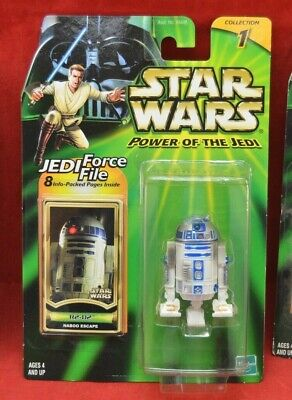New Sealed Star Wars POTJ Astromech Droid R2-D2 Naboo Escape Figure